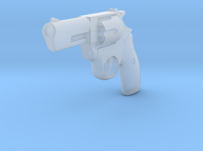 1:3 Miniature Ruger 38 LCR 3d printed