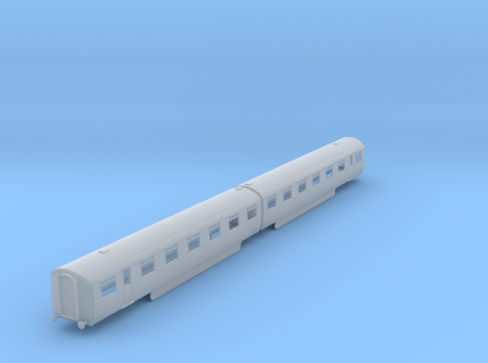b-148fs-lner-coronation-twin-open-first 3d printed