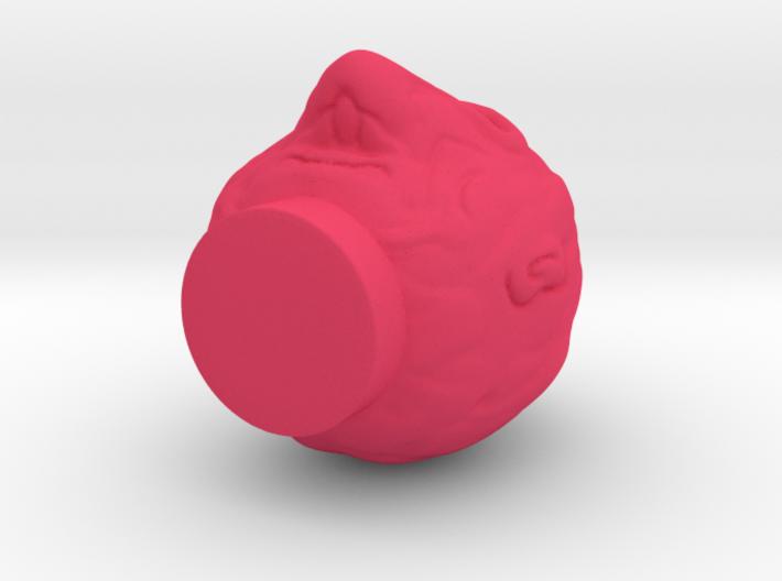 Fisherman's Head 3d printed