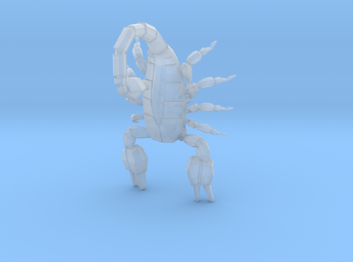 Scorpia Mechanized Arachnid Walker System 3d printed