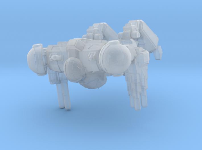 Novacat Mechanized Walker System 3d printed