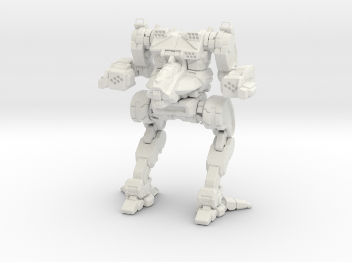 Storm Crow - Streaker Fitting - Mechanized Walker 3d printed