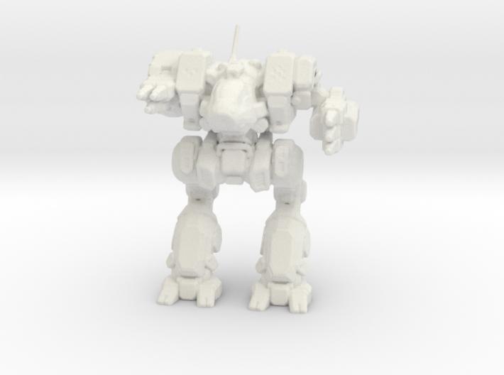 BLK-Prime Black Lanner Mechanized Walker System 3d printed