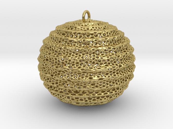 foram sphere 3d printed