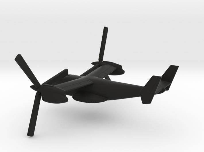 Bell XV-15 (in flight) 3d printed