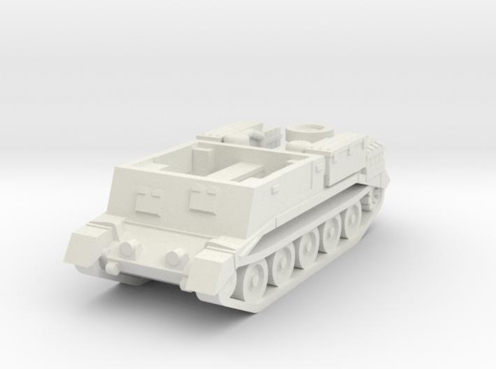 Printle Crusader Gun Tractor - 1/24 3d printed