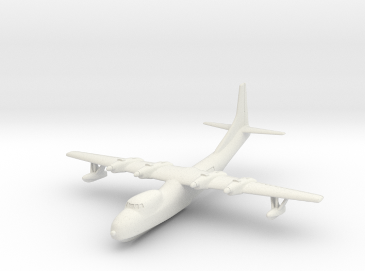 "Convair R3Y-2 ""Tradewind"" 1/285 3d printed"