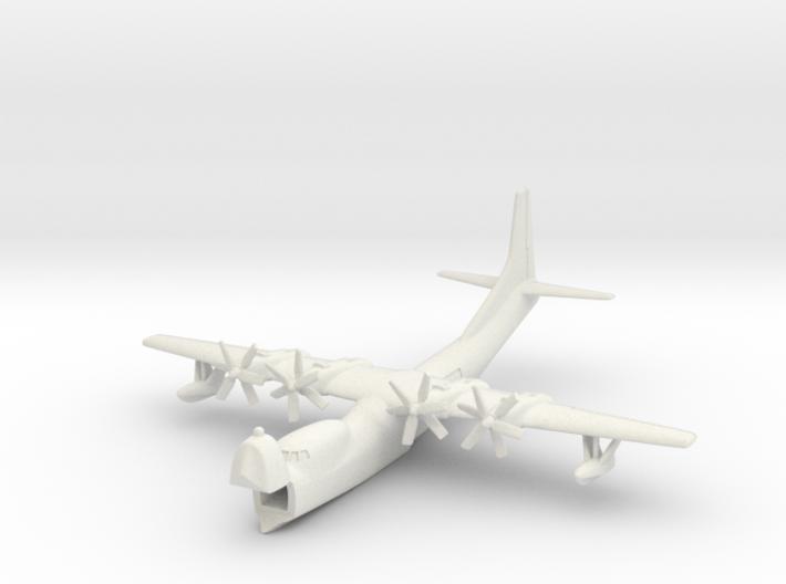 """Convair R3Y-2 """"Tradewind"""" 1/285 (Resting on water) 3d printed"""