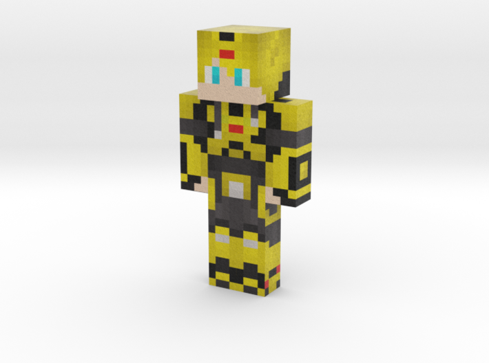 bumblezeemc | Minecraft toy 3d printed