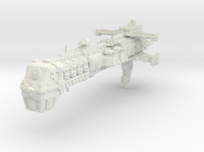 Crucero clase Lunar 3d printed