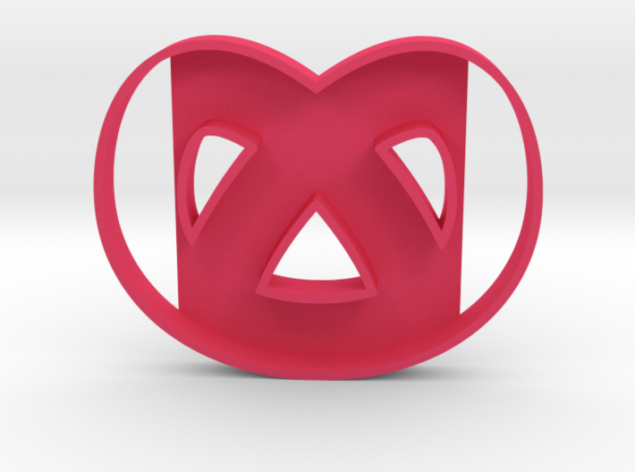 Cookie cutter 3d printed