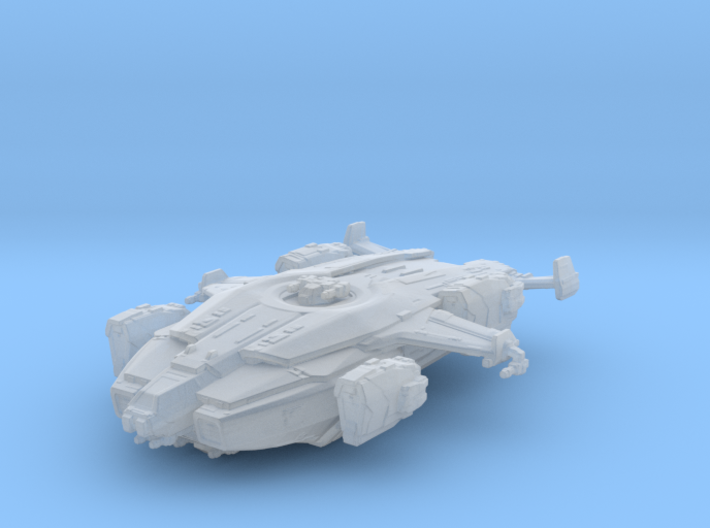 Star Citizen Valkyrie 3d printed