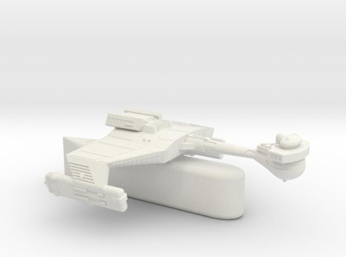 3125 Scale Klingon D5HK Light Tactical Transport 3d printed