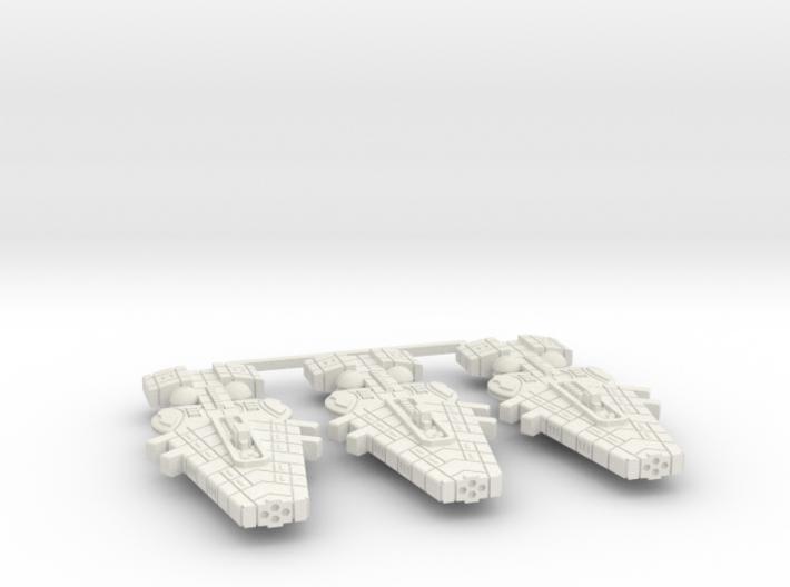 Orion (KON) Cruiser Datagroup (sprued) 3d printed