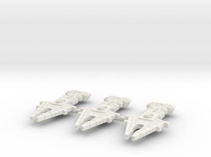 Orion (KON) Light Cruiser Datagroup (sprued) 3d printed