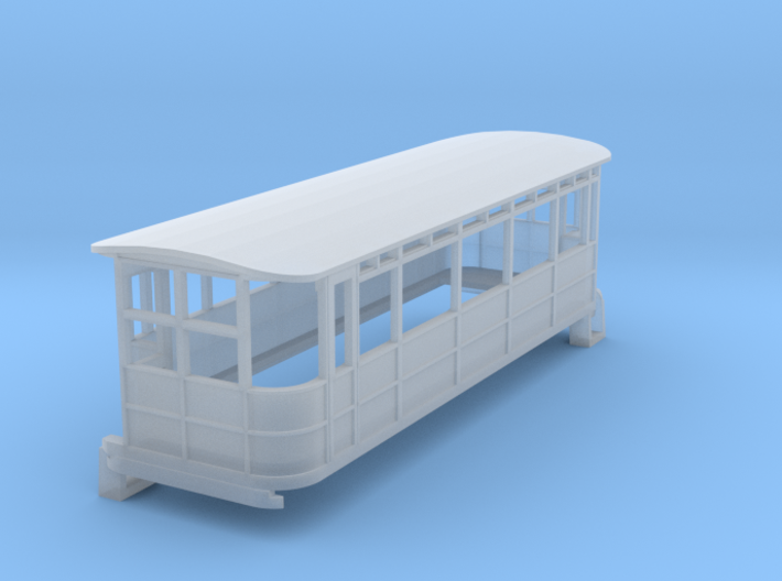 o-148fs-dublin-blessington-drewry-railcar 3d printed