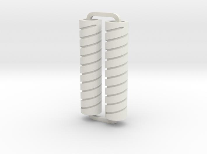 Slimline Pro spiral 07 lathe 3d printed