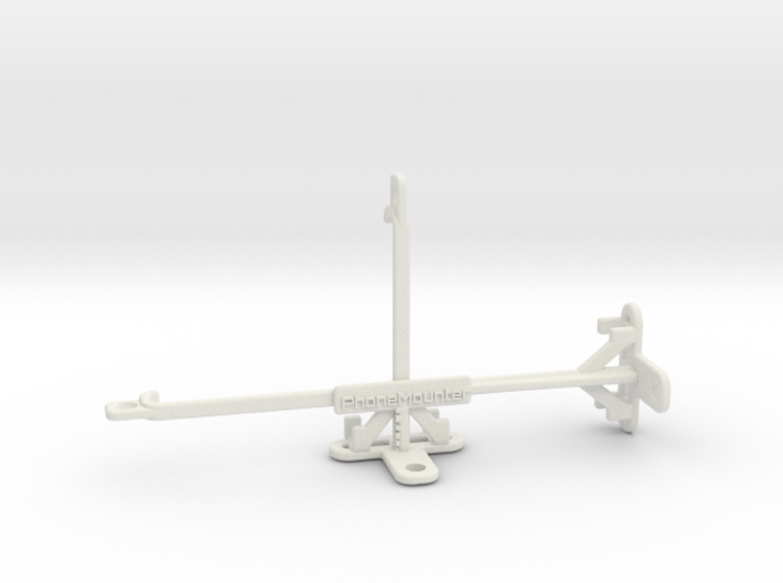 Samsung Galaxy A20e tripod & stabilizer mount 3d printed