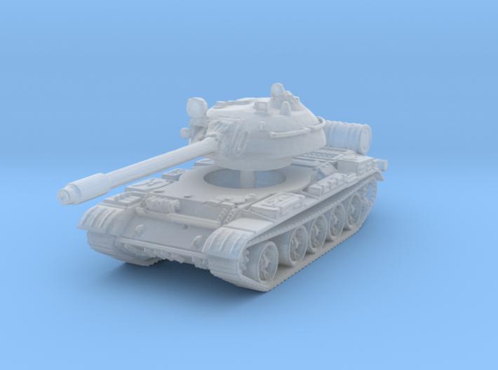 T55 Tank 1/285 3d printed