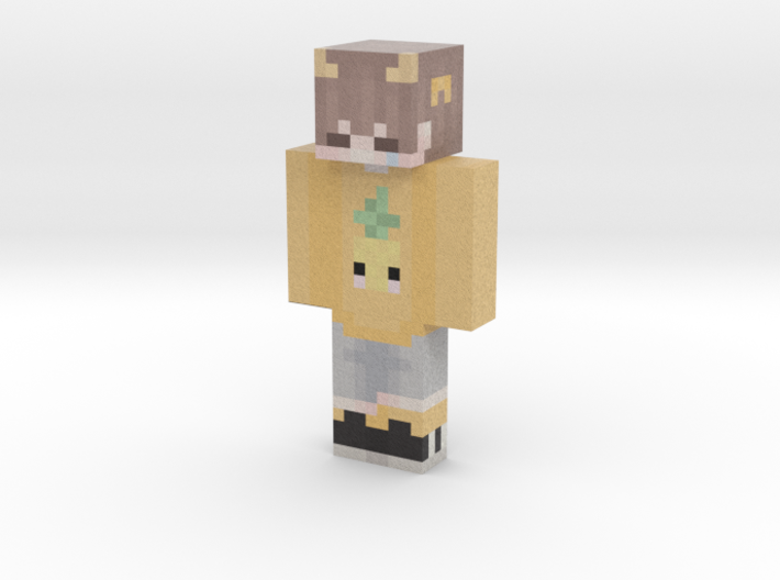 custom | Minecraft toy 3d printed