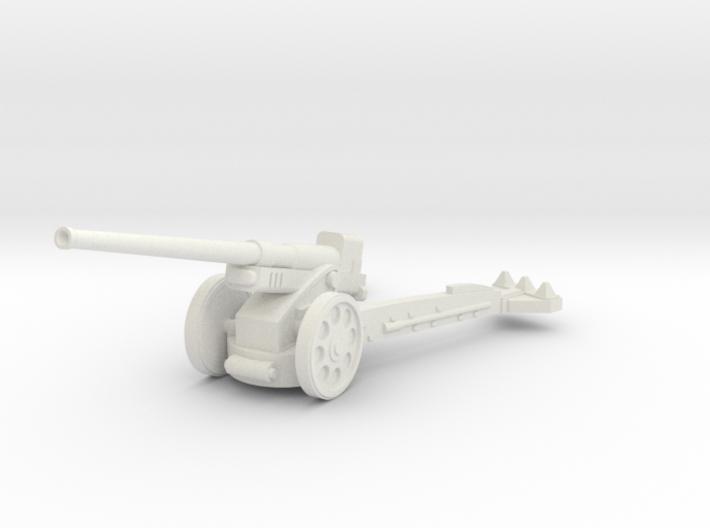 1/87 (HO) Cannone da 149/40 mod.35 3d printed