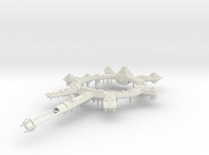Nave Sepulcro clase Piramide B 3d printed
