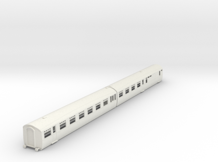 b-100-lner-br-coronation-twin-open-3rd-brake 3d printed