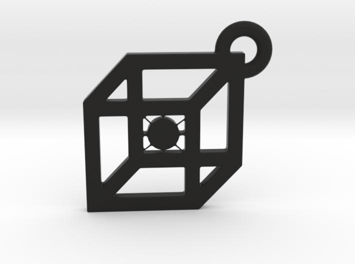 Print That Thing (Logo) - Keychain 3d printed