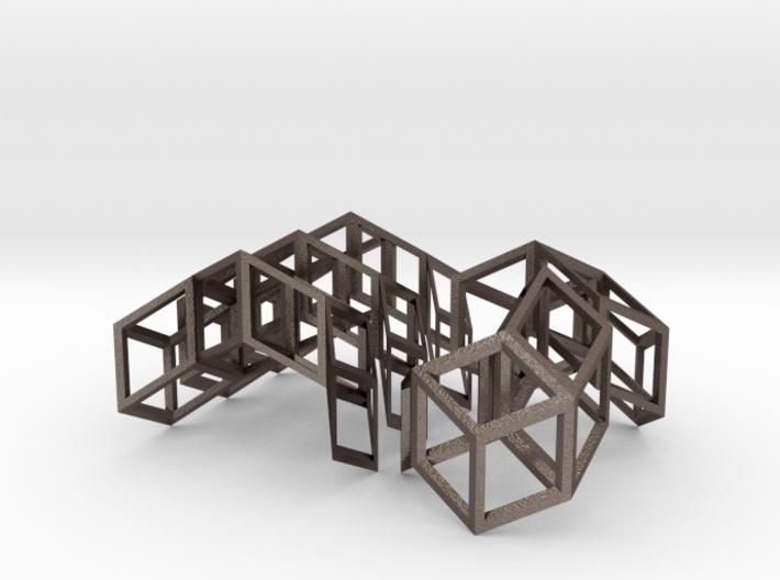 Mateos Puzzle 3d printed