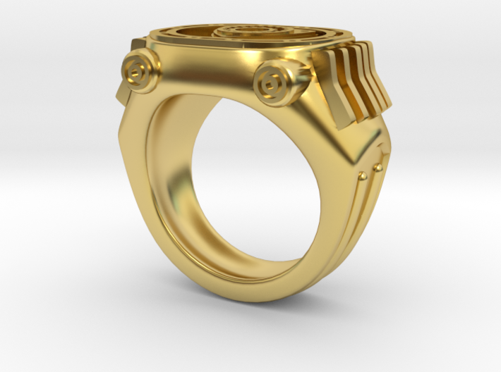 Rotary engine Ring (8.5) 3d printed