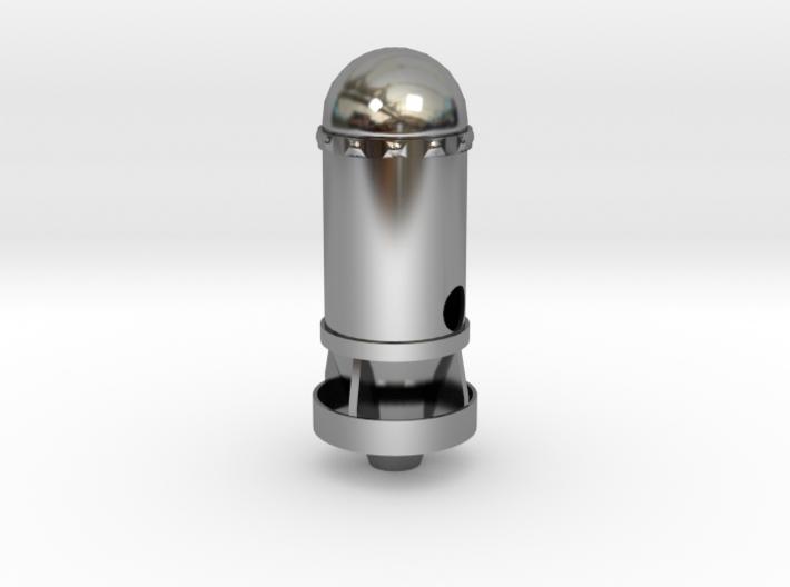 Missile 3d printed