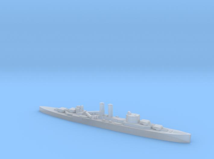 HMS Surrey 1:1800 WW2 proposed cruiser 3d printed
