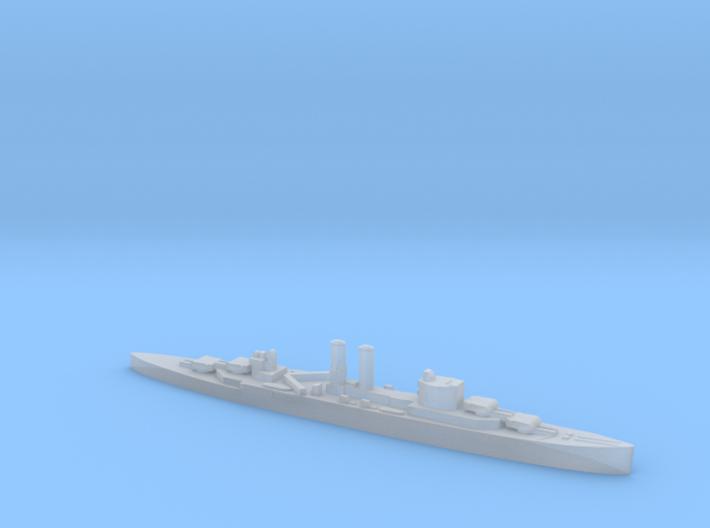 HMS Surrey 1:2400 WW2 proposed cruiser 3d printed