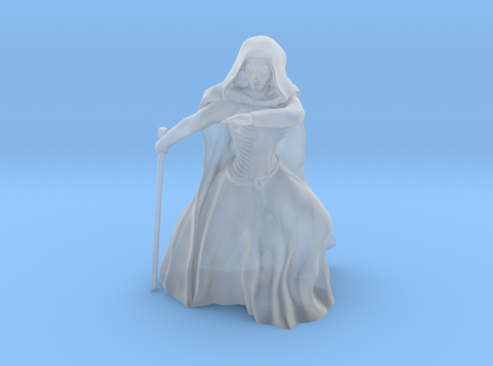 Barriss Offee 3d printed