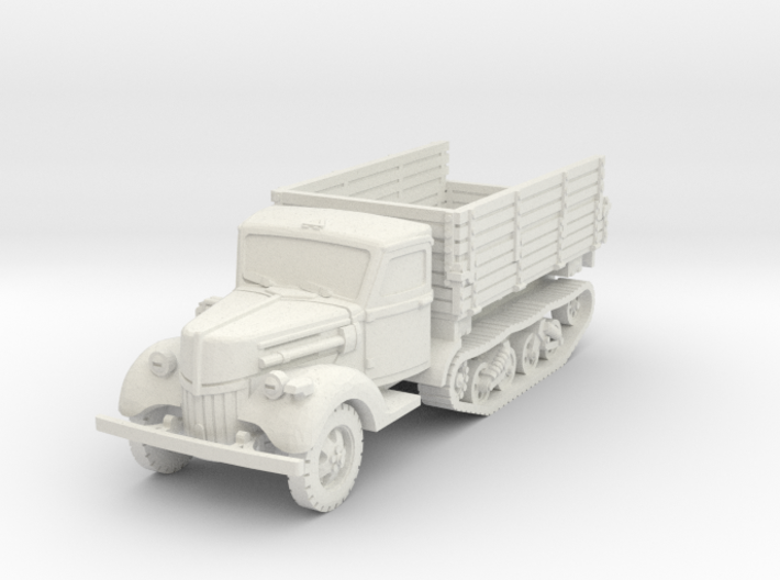 Ford V3000 Maultier early 1/87 3d printed