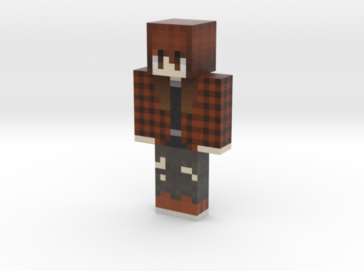resyme | Minecraft toy 3d printed