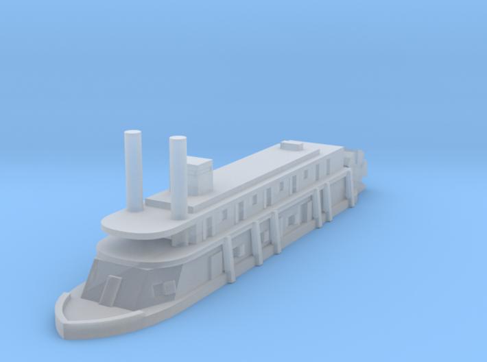 1/1200 USS Prairie Bird 3d printed