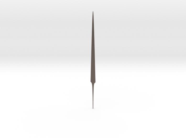 German Arming Sword - Full Tang & Distal Taper 3d printed