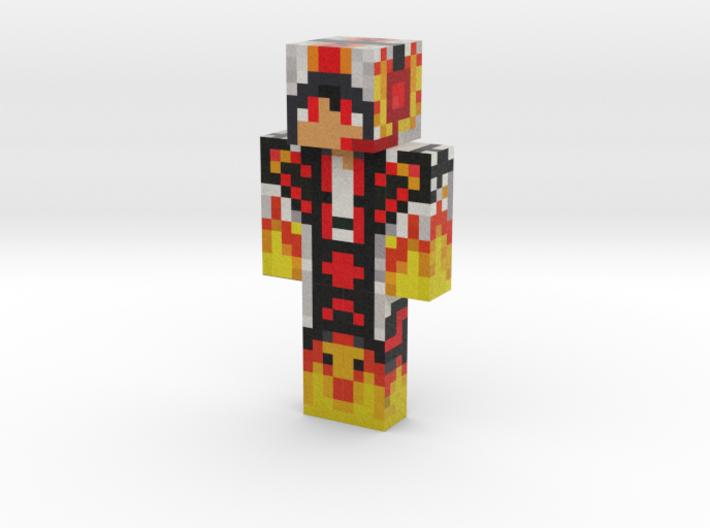 kingsurvivor16 | Minecraft toy 3d printed