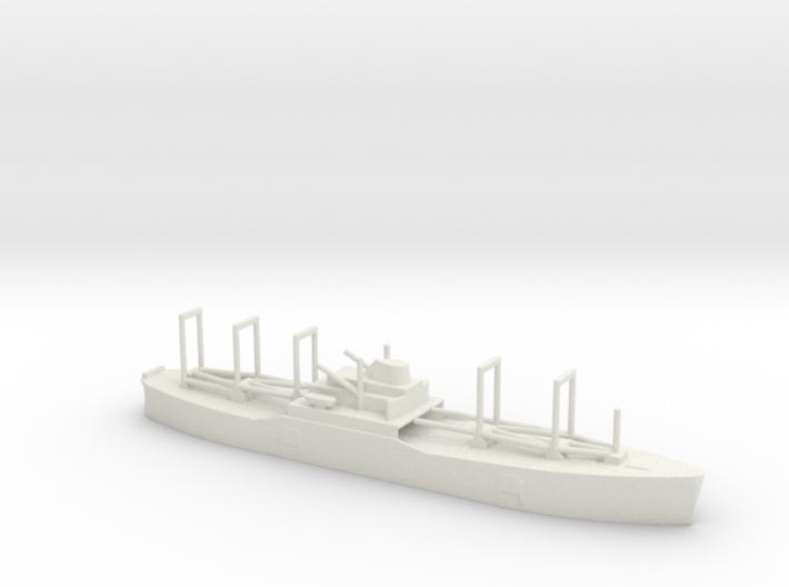1/1250 Scale USS Comet T-AKR-7 3d printed