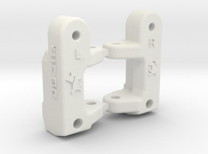 Tamiya DB211x C-Hubs 3° 3d printed Reinforced Version