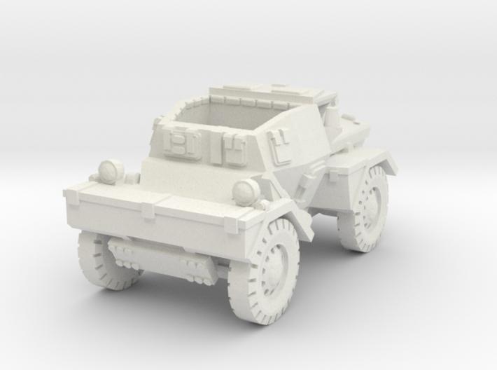 Daimler Dingo mk1 (open) 1/87 3d printed