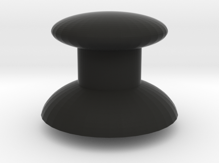 Domed Stick Hat 3d printed
