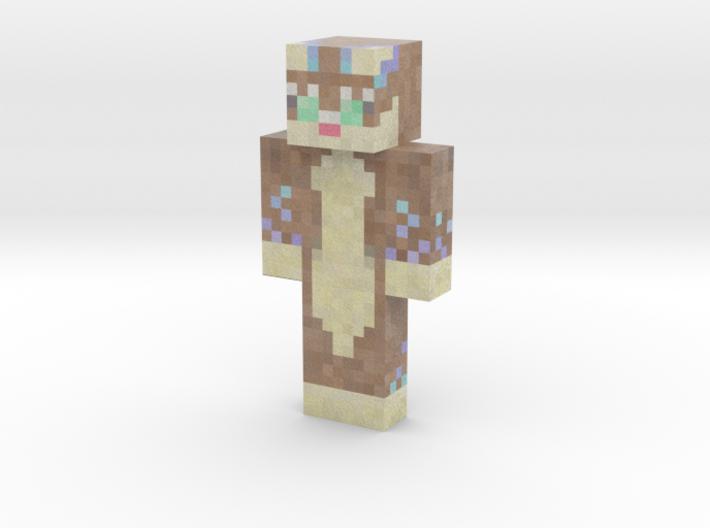 NaloraLaurel | Minecraft toy 3d printed