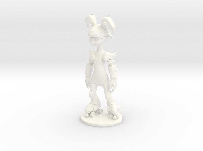 Poptart-SkaterGirl-Final 3d printed