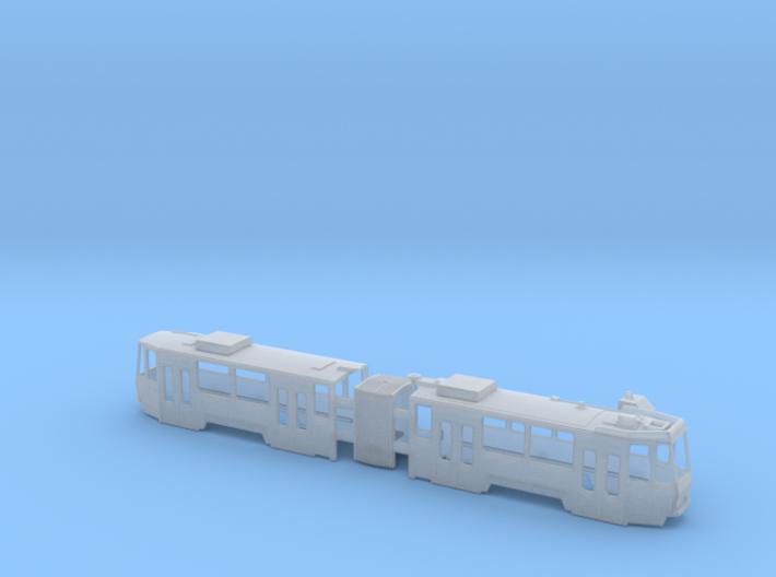 Tatra KT4DtM N [body] 3d printed