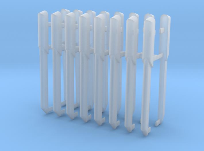 1/1000 Warp Plasma Conduit Ver.2 16pk. 3d printed