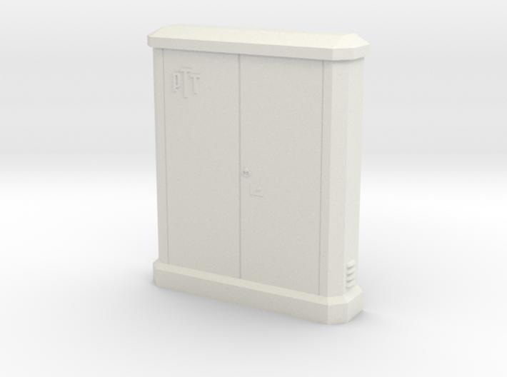 1/24 sub distributor PTT / sous répartiteur PTT 3d printed