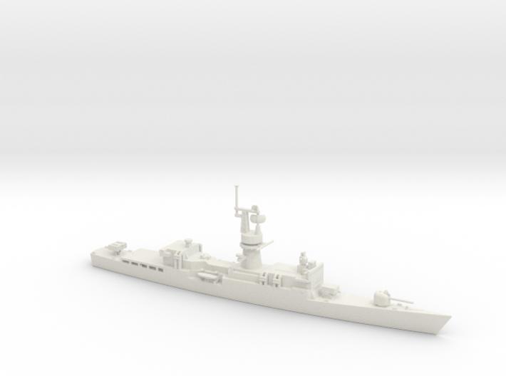 1/700 Scale Knox Class Frigate 3d printed