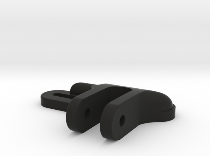 All Time Low (Low Profile) Panhard Single Mount 3d printed